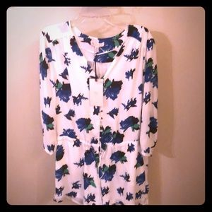NWT Lila rose romper floral